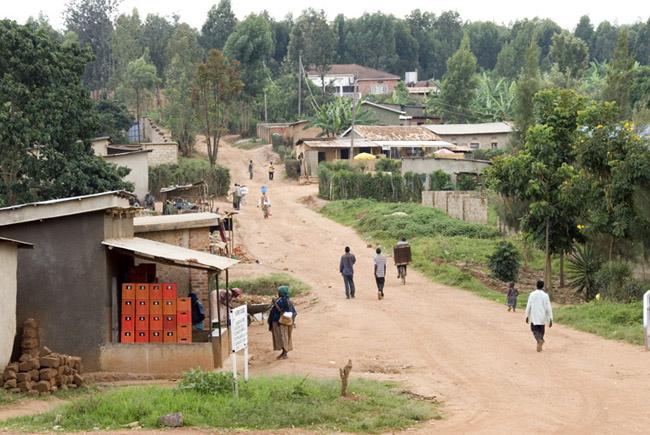Kigali Residential Road. 09-26-07
