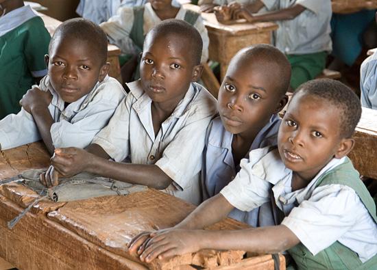 Makindu Childrens Center, Kamboo, Kenya, Africa, January 2009